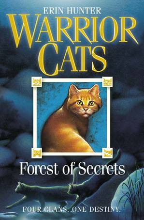 Forest of Secrets Paperback by Erin Hunter