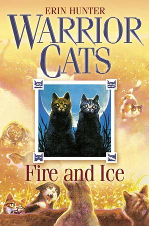 Fire and Ice Paperback by Erin Hunter
