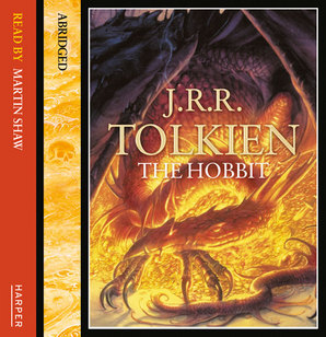 The Hobbit Audiobook Abridged edition by J. R. R. Tolkien