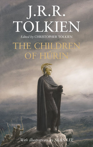 The Children of Húrin Hardcover by J. R. R. Tolkien, illustrated by Alan Lee
