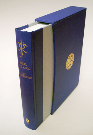 The Silmarillion Hardcover de luxe edition by J. R. R. Tolkien