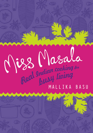 Miss Masala Hardcover by Mallika Basu