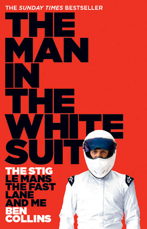The Man in the White Suit Paperback by Ben Collins