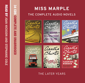 The Complete Miss Marple CD-audio Unabridged edition by Agatha Christie