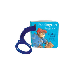 Paddington Buggy Book by Michael Bond