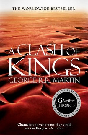 A Clash of Kings Ebook ePub edition by George R.R. Martin