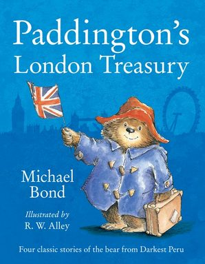 Paddington's London Treasury by Michael Bond