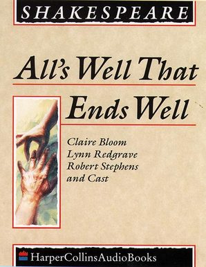 All's Well That Ends Well Audiobook Unabridged edition by William Shakespeare