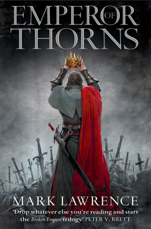 Emperor of Thorns Ebook ePub edition by Mark Lawrence