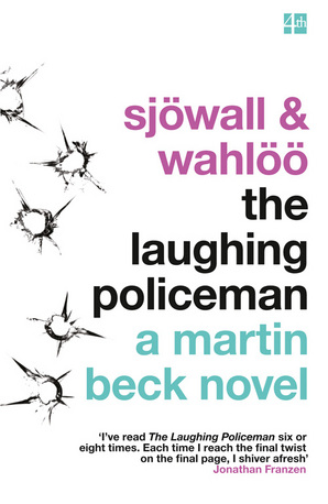 The Laughing Policeman by Jonathan Franzen