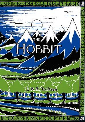 The Hobbit Facsimile First Edition by J. R. R. Tolkien