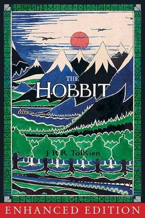 The Hobbit (Enhanced Edition) Enhanced Ebook Enhanced ePub Edition of the classic bestseller featuring original illustrations & audio extracts edition by J. R. R. Tolkien