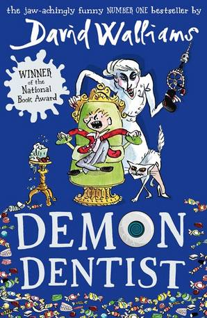 Demon Dentist Paperback by David Walliams