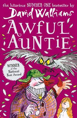 Awful Auntie Paperback by David Walliams