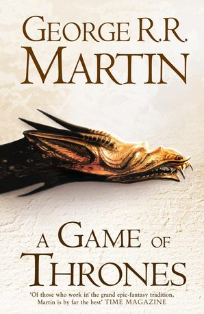 A Game of Thrones (Hardback reissue) Hardcover by George R.R. Martin