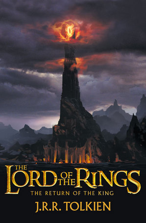 The Return of the King Paperback Film tie-in edition by J. R. R. Tolkien