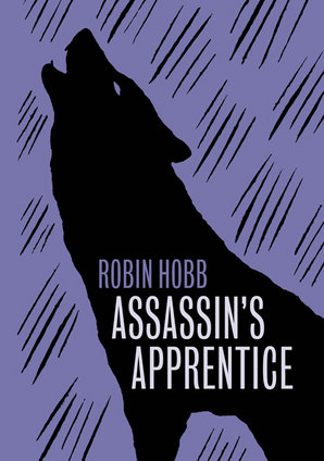 Assassin's Apprentice Hardcover Clothbound edition by Robin Hobb