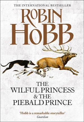 The Wilful Princess and the Piebald Prince Ebook Fixed format Amazon Kindle edition by Robin Hobb