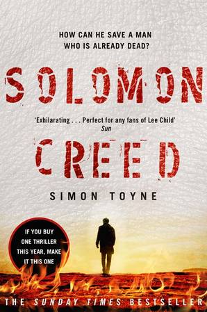 Solomon Creed Ebook ePub edition by Simon Toyne