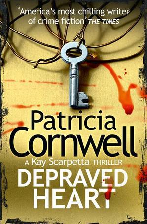 Depraved Heart Paperback by Patricia Cornwell