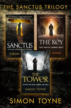 Bestselling Conspiracy Thriller Trilogy Ebook ePub edition by Simon Toyne