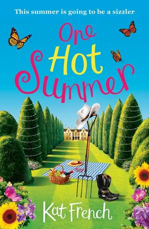 One Hot Summer Ebook ePub edition by Kat French