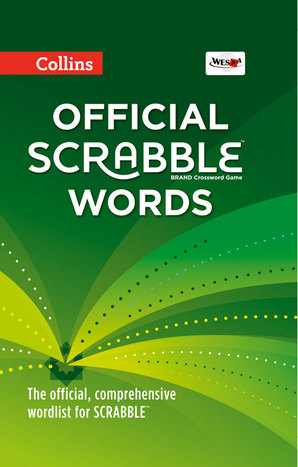 Collins Official Scrabble Words Hardcover Fourth edition by Collins Dictionaries