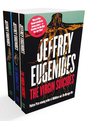 Jeffrey Eugenides Collection by Jeffrey Eugenides