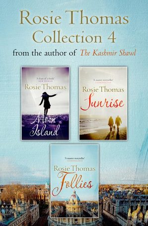 Rosie Thomas 3-Book Collection by Rosie Thomas