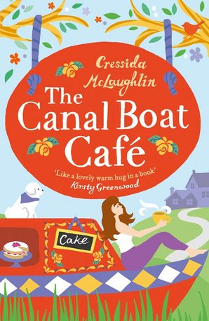 The Canal Boat Cafe Paperback by Cressida McLaughlin