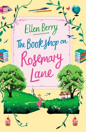 The Bookshop on Rosemary Lane Paperback by Ellen Berry