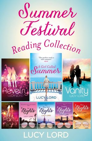 The Summer Festival Reading Collection by Lucy Lord