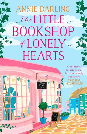 The Little Bookshop of Lonely Hearts Paperback by Annie Darling