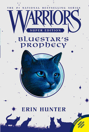 Warriors Super Edition: Bluestar's Prophecy Paperback by Erin Hunter