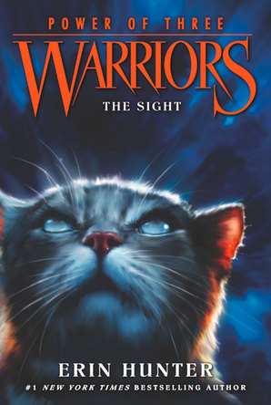 Warriors: Power of Three #1: The Sight Paperback by Erin Hunter