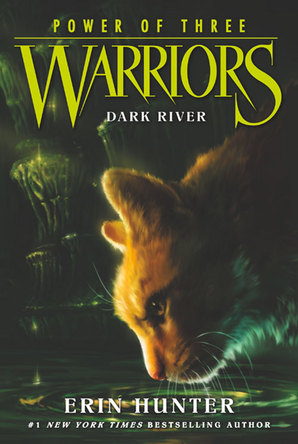 Warriors: Power of Three #2: Dark River Paperback by Erin Hunter