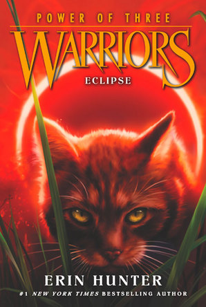Warriors: Power of Three #4: Eclipse Paperback by Erin Hunter