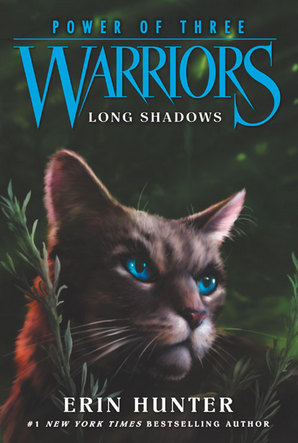 Warriors: Power of Three #5: Long Shadows Paperback by Erin Hunter