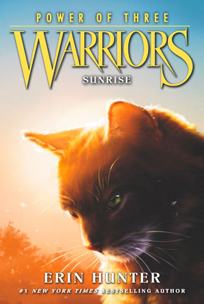 Warriors: Power of Three #6: Sunrise Paperback by Erin Hunter