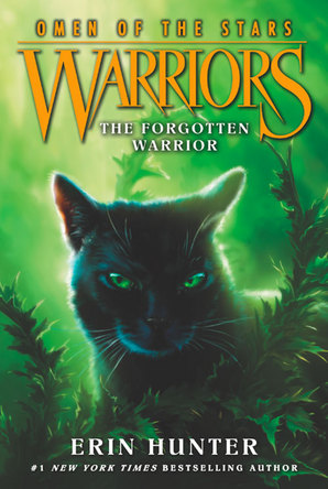 Warriors: Omen of the Stars #5: The Forgotten Warrior Paperback by Erin Hunter