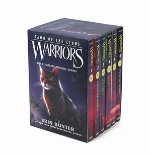 Warriors: Dawn of the Clans Box Set: Volumes 1 to 6 Paperback by Erin Hunter