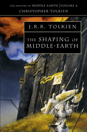 The Shaping of Middle-earth Paperback by Christopher Tolkien