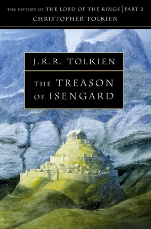 The Treason of Isengard Paperback by Christopher Tolkien