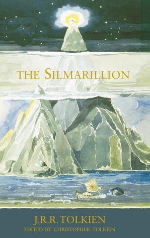 The Silmarillion Hardcover by J. R. R. Tolkien