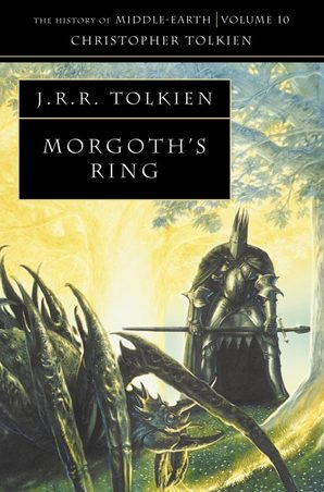Morgoth's Ring Paperback by Christopher Tolkien