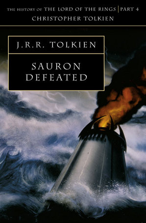 Sauron Defeated Paperback by Christopher Tolkien