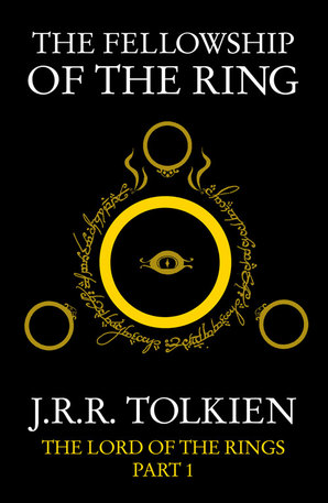 The Fellowship of the Ring Paperback by J. R. R. Tolkien