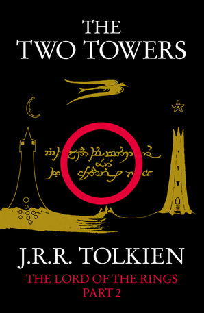 The Two Towers Paperback by J. R. R. Tolkien