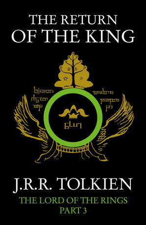 The Return of the King Paperback by J. R. R. Tolkien