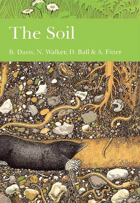 Book details the soil alastair fitter hardcover for Soil library